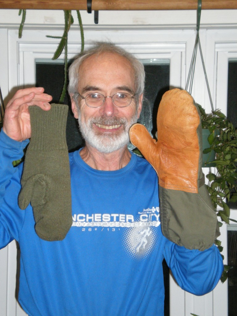 Sumner wearing bicycling mittens 001 scaled