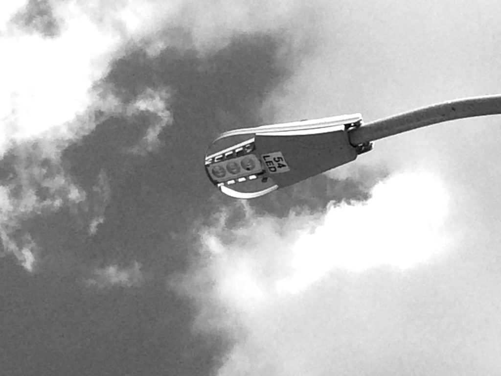 LED Streetlight NEW BW