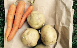 potatoes and carrots (2)