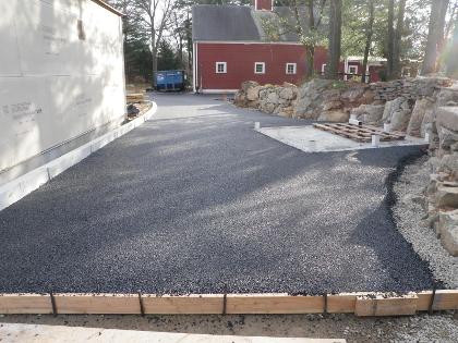Porous Pavement Can Drain Sloped Sites Belmont Citizens